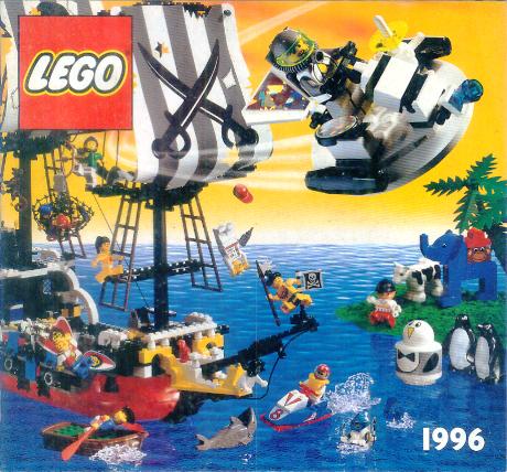 Lego Catalogs 1994-1999 – Joel Reyes Noche